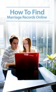 Vital Records like Marriage and Divorce Records can be obtain online.